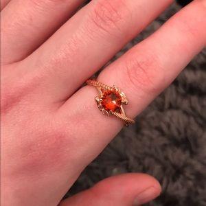Fragrant Jewels RARE Dragon Ring! Size 9!